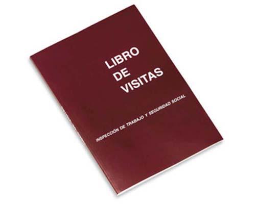 Ha desaparecido el Libro de Visitas