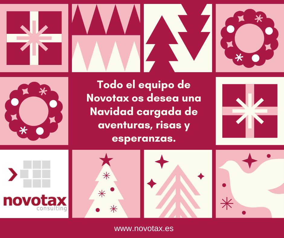 Felicitación Novotax