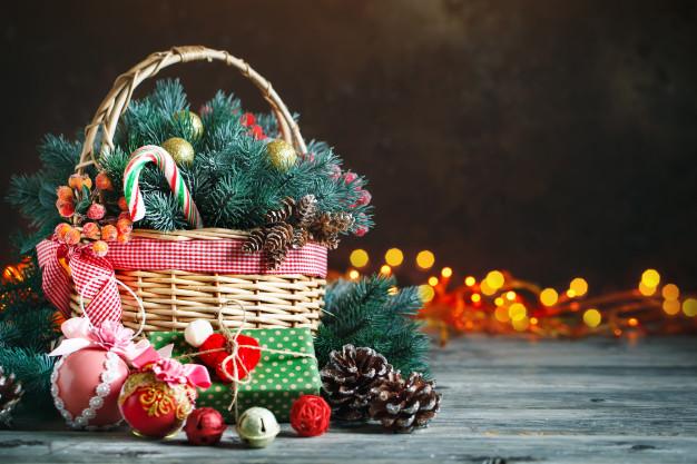 ¡Me han dado una cesta de navidad en el trabajo!