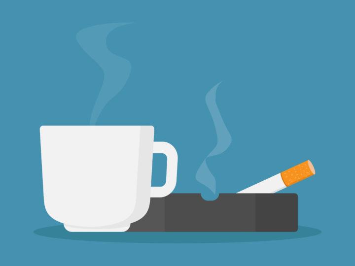 La Audiencia Nacional defiende descontar las pausas del café y del cigarro diario.