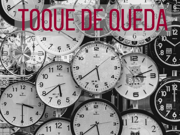 Consulte los horarios de queda en cada Comunidad Autónoma (26/10/2020)