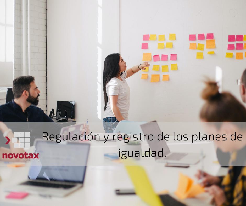 Reaql Decreto 901/2020. Planes de igualdad y obligación de registro.