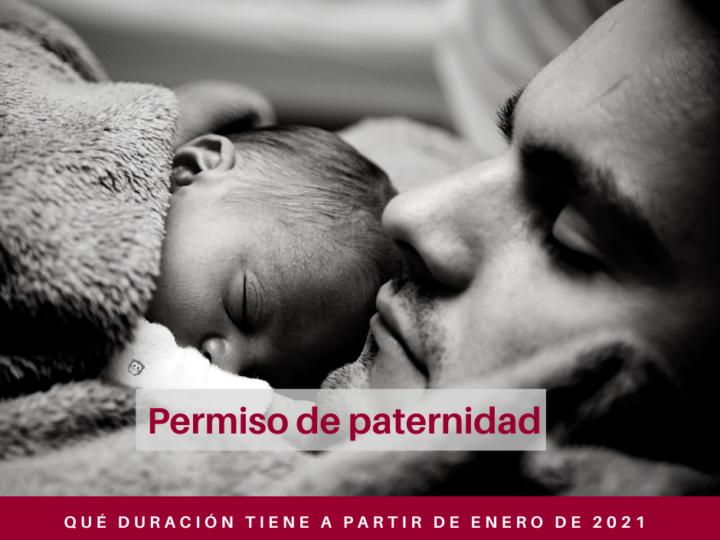 Ampliación del permiso de paternidad a 16 semanas
