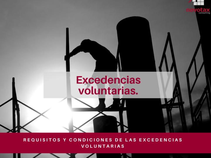 Requisitos y condiciones de las excedencias voluntarias